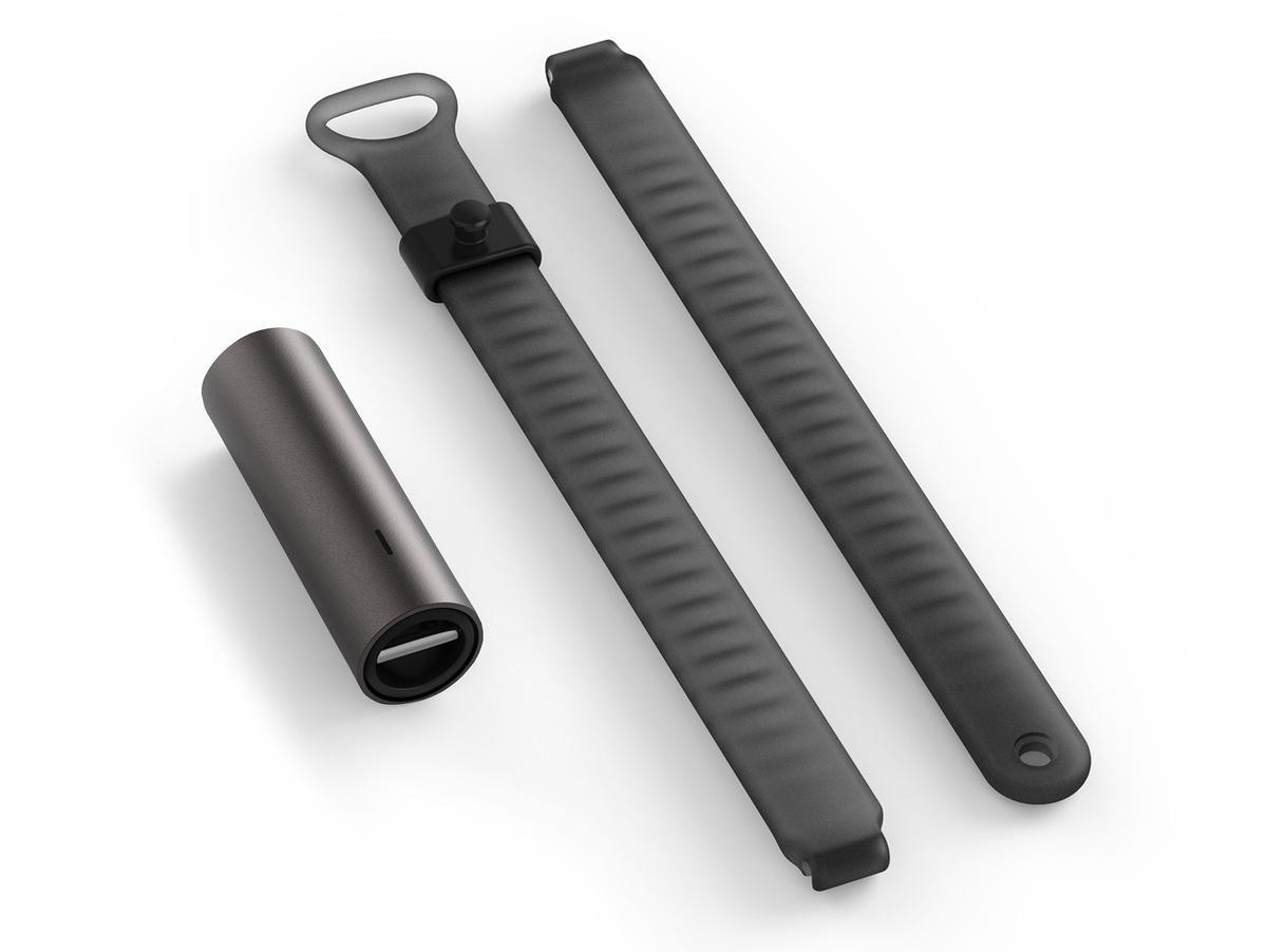 Bild 3 von Misfit Ray, Aktivitätstracker, mit Sportarmband, Bluetooth, schwarz