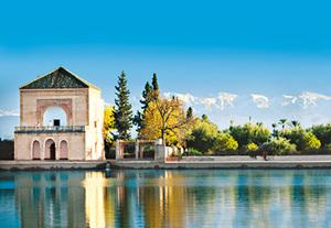 Marokko  Königsstädte & Baden