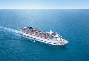 Nordsee-Metropolen  Kreuzfahrt mit Premiumschiff MSC Preziosa