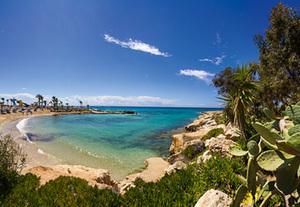 Zypern - Paphos  Hotel Theo Sunset Bay Holiday Village