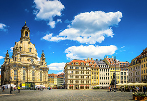 Deutschland - Dresden  Novalis Hotel Dresden