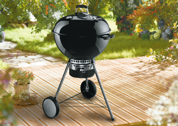 Weber Holzkohlegrill 57 : Weber kugelgrill master touch pro charcoal gbs cm von metro