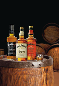 Jack Daniel's/ Jack Daniel's  Honey/  Jack Daniel's Fire