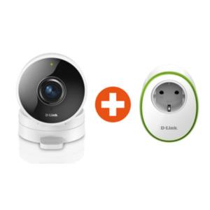 D-Link Sicherheitsbundel DSP-W115 & DSC-8100LH / Kamera & Smart Plug