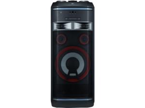 LG OK99 Bluetooth Lautsprecher Schwarz