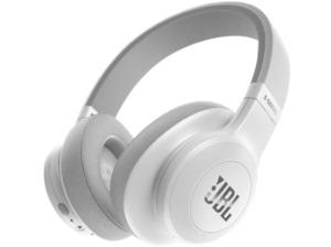JBL E55BT, Over-ear Kopfhörer, Weiß