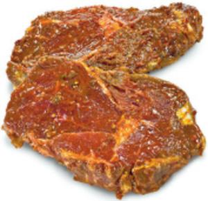 Grillbuffet  Rinder-Entrecôte-Steaks