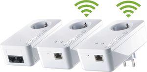 Devolo                     Multiroom WiFi Kit 550+ DE,AT                                             Weiss