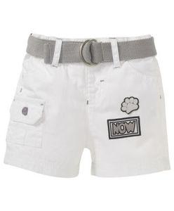 Shorts - Gürtel, Applikationen
