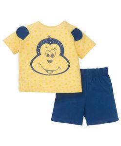 T-Shirt + Shorts - Affe - 2-tlg. Set