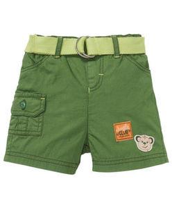 Shorts - Gürtel, verstellbarer Bund