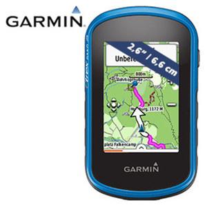 Navigationsgerät eTrex® Touch 25 • Kartenmaterial für komplett Europa inkl. kostenloser Kartenupdates** • robustes und wasserabweisendes Gehäuse nach IPX7 • inkl. Fahrradhalterung