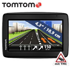 Navigationssystem START 20 M EU Traffic inkl. Free Lifetime Maps** • Fahrspur- und Parkassistent • KFZ-Halterung • TMC-Empfänger im Ladekabel integriert