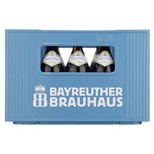 Bayreuther hell 20 x 0,5 Liter, jeder Kasten