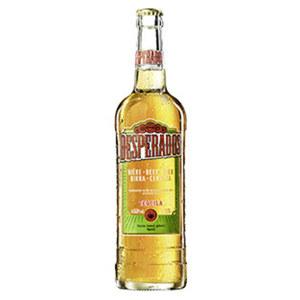 Desperados Tequila jede 0,65-Liter-Flasche
