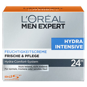 L'oréal Men Expert Hydra Intensive Feuchtigkeitscreme jede 50-ml-Packung