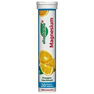 altapharma Brausetabletten Magnesium 0.49 EUR/100 g