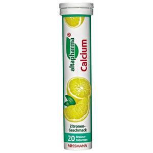 altapharma Brausetabletten Calcium 0.43 EUR/100 g