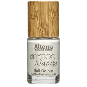 Alterra Nail Colour 02 White Pearl 31.73 EUR/100 ml