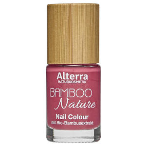 Alterra Nail Colour 01 Wild Pink 31.73 EUR/100 ml