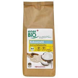 enerBiO Bio Kokosmehl 0.80 EUR/100 g