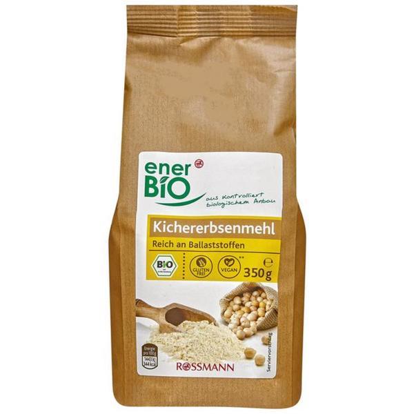 enerBiO Bio Kichererbsenmehl 5.69 EUR/1 kg