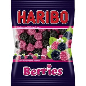 Haribo Berries 0.50 EUR/100 g