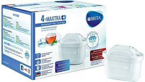 BRITA Wasserfilter Kartuschen Maxtra + Pack 4
