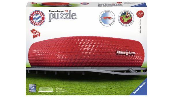 Ravensburger Puzzle - 3D Puzzles - Allianz Arena