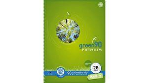 Collegeblock Premium DIN A4 3er-Pack