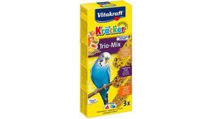 Vitakraft Kräcker® Trio-Mix Ei Frucht Honig Sittiche