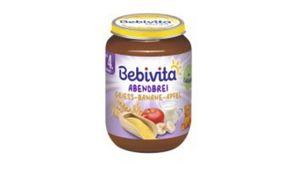 Bebivita Abendbrei - Grieß-Banane-Apfel