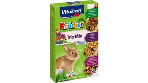 Vitakraft Kräcker® Trio-Mix Gemüse / Nuss / Waldbeere