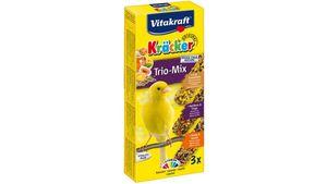 Vitakraft Kräcker® Trio-Mix Ei Frucht Honig Kanarien