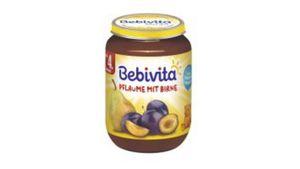 Bebivita Früchte - Pflaume mit Birne