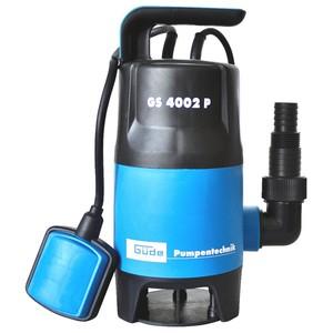 GÜDE Schmutzwassertauchpumpe GS 4002 P mit 400 W