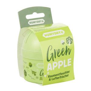 """Mini Raumentfeucher + Lufterfrischer """"Green Apple"""""""