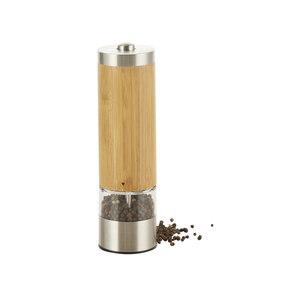 Elektrische Pfeffermühle in Bambus-Optik
