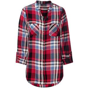 Damen Bluse im Karo-Design