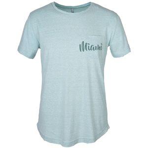 Herren Shirt mit Print und Brusttasche