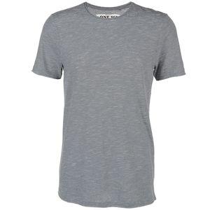 Herren Shirt mit offenen Kanten