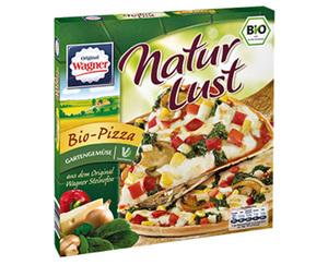 Original Wagner NaturLust Bio-Steinofen-Pizza