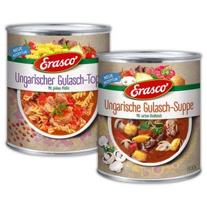 Erasco Gulaschtopf/-Suppe