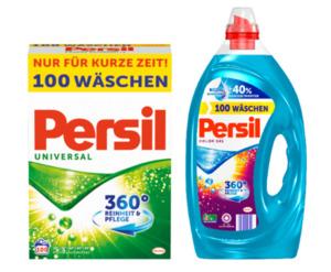 Persil Vollwaschmittel Pulver oder Kraftgel
