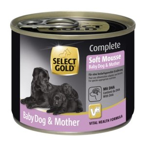 Select Gold Complete Soft Mousse Baby & Mother