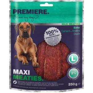 PREMIERE Maxi Meaties Ente 250g