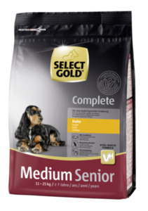 SELECT GOLD Complete Medium Senior Huhn