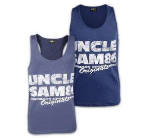 UNCLE SAM Sportliche Herren-Muscle-Shirt