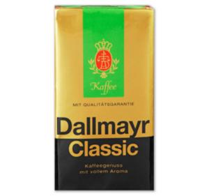DALLMAYR Kaffee Classic oder Balance