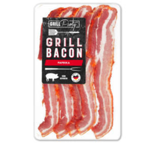 GRILLPARTY Grill Bacon